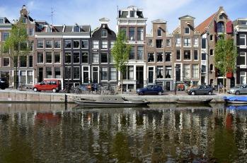 Amsterdam: Image Credit Pixabay