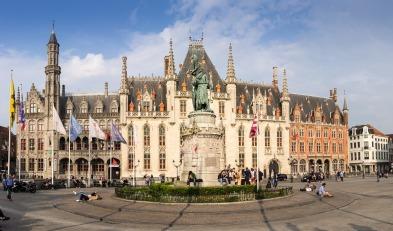 Bruges: Image Credit Pixabay