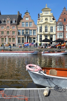 Ghent's Canal