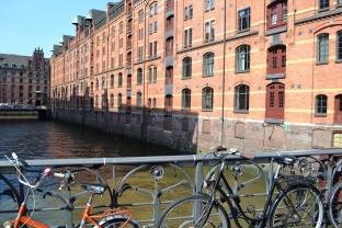 HafenCity views!